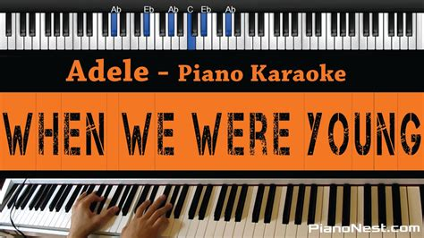 adele when we were young mp3 download 320 when we were young originally performed by adele piano