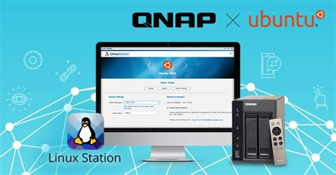 nas os linux qnap to use ubuntu and snaps for distributing iot apps to