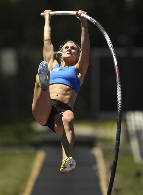 pole vault grove brost compete in olympic trials pole vault finals