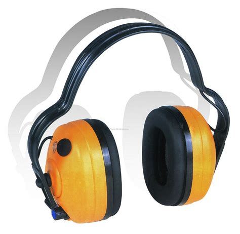 ear pug electronic safety earmuffs wholesale china