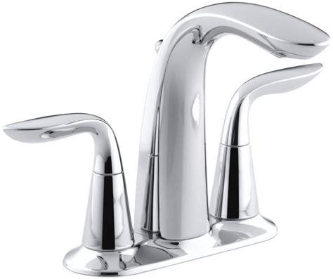 kohler faucets kitchen sink kohler mistos bathroom sink faucet