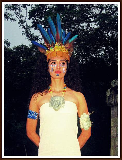 imagenes reina maya myrna maria barahona