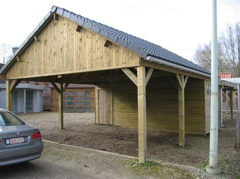 occasion carport carport en bois d occasion