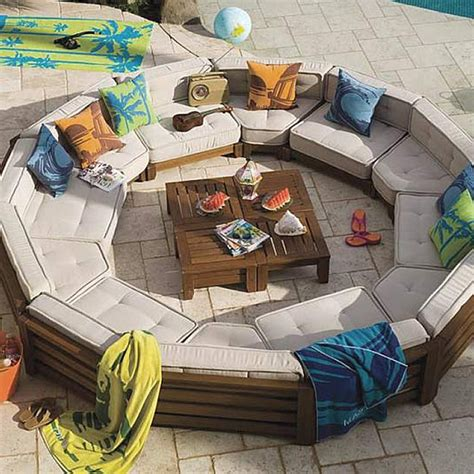 circle patio furniture outdoor design choosing patio furniture