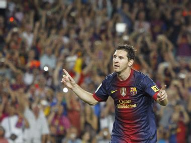 lionel messi biography in tamil messi warms up for milan by scoring in 17th straight la