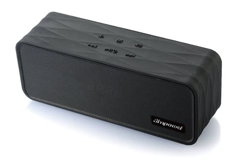Speaker V8 simpowel v8 portable bluetooth speaker review charge daily