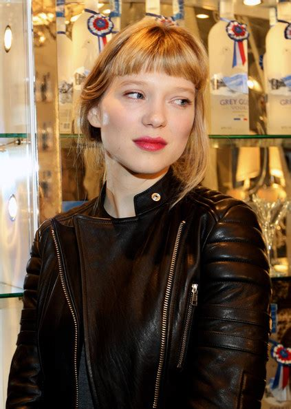 lea seydoux leather jacket l 233 a seydoux