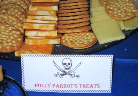 Hiltons Special Treats Part 2 by Pirate Special Treats Polly Parrot S Treats