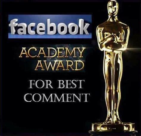 Best Memes For Facebook - 22 meme internet facebook academy award for best comment