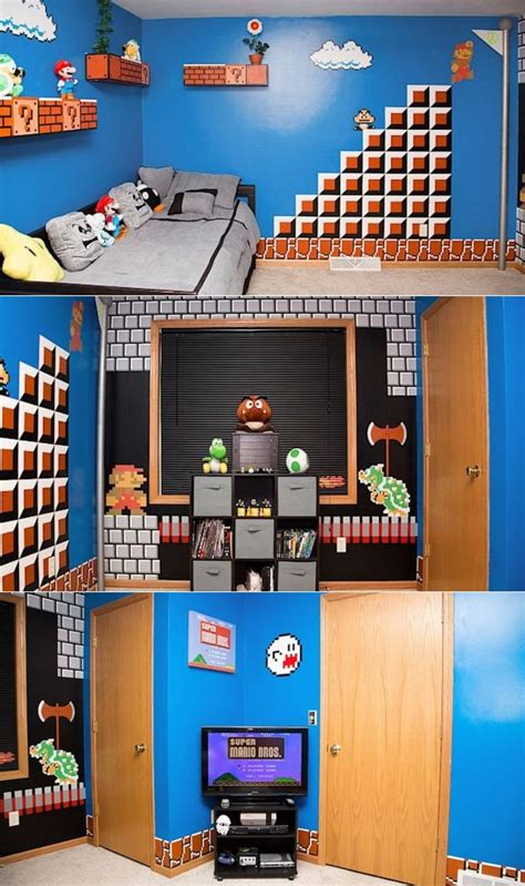 mario brothers bedroom super mario themed bedroom sprite stitch