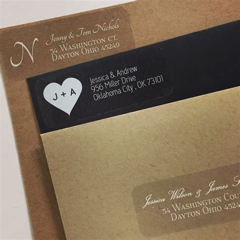 wedding mailing labels templates wedding invitation address labels marina gallery