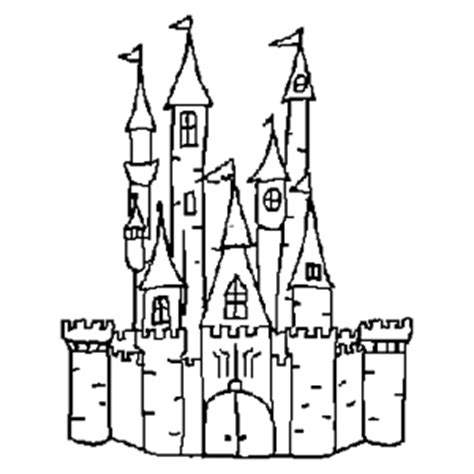 castle drawing template marisa lerin castle outline template embellishment shape