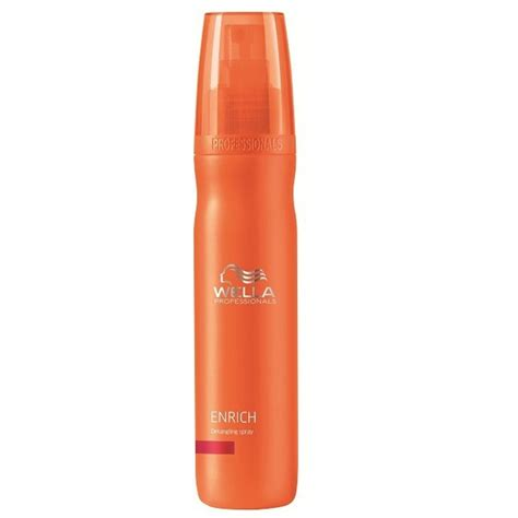 Wella Professional Brilliance 311 by Spray Leave In Wella Professionals Enrich Detangling