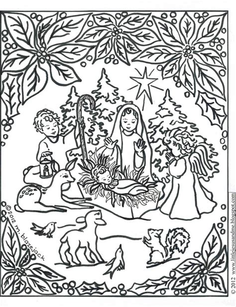 Nativity Coloring Pages For Adults 25 Best Ideas About Nativity Coloring Pages On Pinterest by Nativity Coloring Pages For Adults
