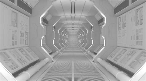 blender tutorial spaceship blender tutorial create a spaceship corridor in blender