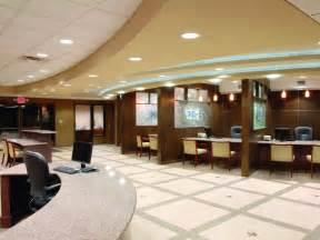 bank interior design gallery
