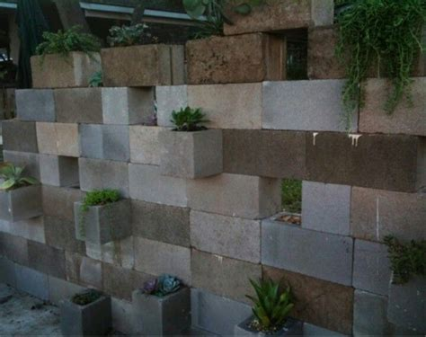 cover cinder block wall decor ideasdecor ideas painting painted cinder block retaining wall www imgkid com the