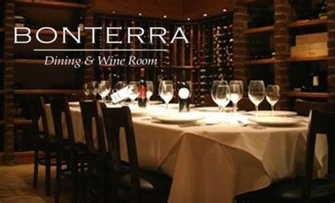 bonterra dining and wine room bonterra dining wine room charlotte deal of the day