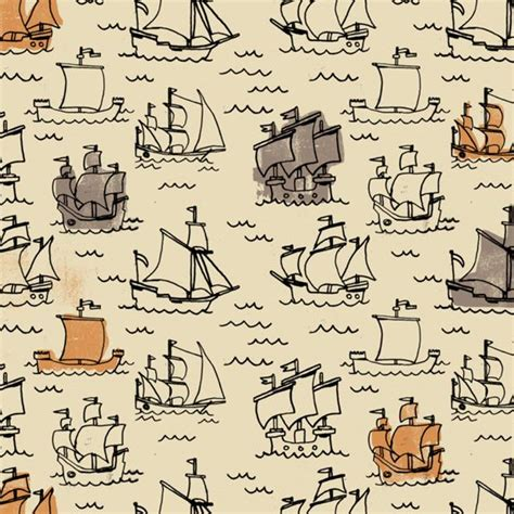 Pattern For A Pirate Ship | pirate ships by mike lowery