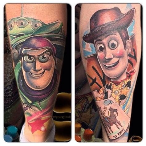 toy story tattoo 25 best ideas about story on