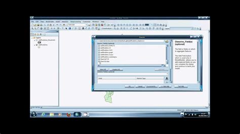 arcgis tutorial university arcgis 10 tutorial dissolve youtube