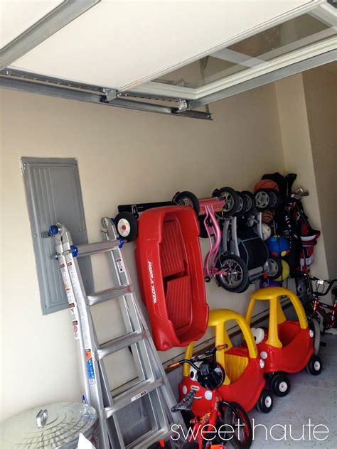 garage toy storage 10 genius toy storage ideas every home could use garage floor paint cozy coupe and floor painting
