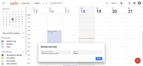 Google Calendar Layout Options | vincent s reviews 8 new google calendar features you