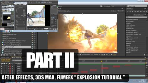 fx tutorial videos fume fx tutorial a simple explosion after effects part 2
