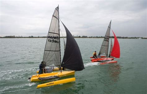 trimaran weta weta boats for sale boats