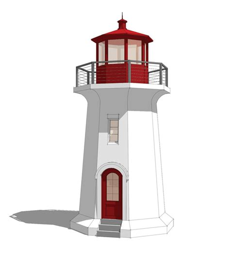 Lighthouse Design Floor Plans Real Lighthouse Construction Lighthouse Home Plans Designs