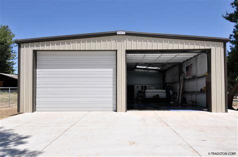 small industrial metal buildings steel car garage