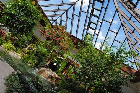 Visitor Education Center Surrounding Gardens Powell Powell Botanical Gardens