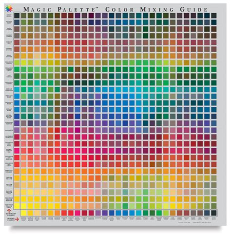 color mixing guide color theory color mixing color mixing chart and charts