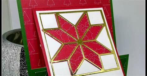 Z Fold Gift Card Holder - positively papercraft quilted christmas fancy fold gift card holder 2 festive friday