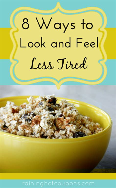 8 Ways To Feel Closer After by 8 Ways To Look Feel Less Tired