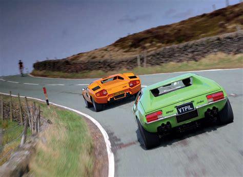 Lamborghini Pantera Lamborghini Countach Lp400 Vs De Tomaso Pantera Drive
