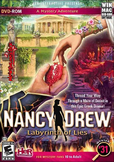 full version nancy drew games free online nancy drew labyrinth of lies free download full version