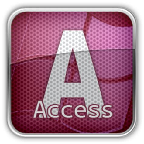 access icon omnom icons softicons com ms access icons free icons in 1st mx is 4c icon search