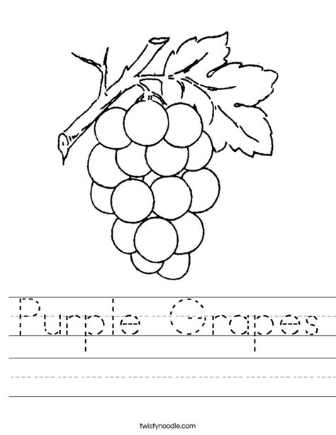 the color purple book worksheets purple grapes worksheet twisty noodle