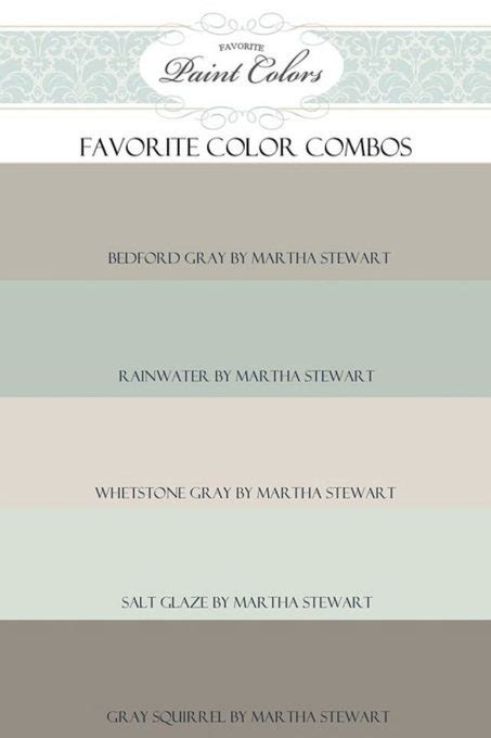 five color schemes to make your house shine