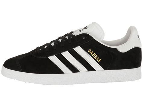 Adidas Gazelle Black White Bnwb adidas originals gazelle at zappos