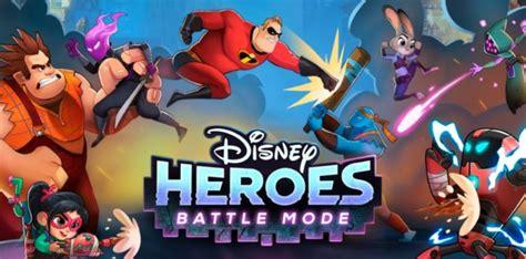 codashop appstore disney heroes battle mode game rpg berisi karakter lucu