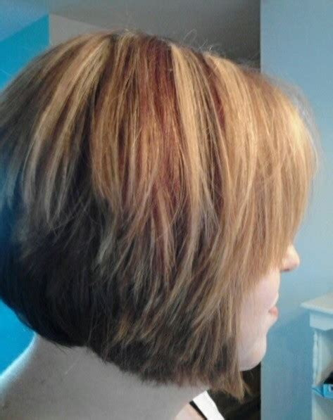 all one layer bob hairstyle 4 creative bob haircuts layered harvardsol com