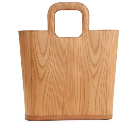 Takumi Shimamuras Wooden Calculator Just In Time For Tax Season by Bags Popwuping