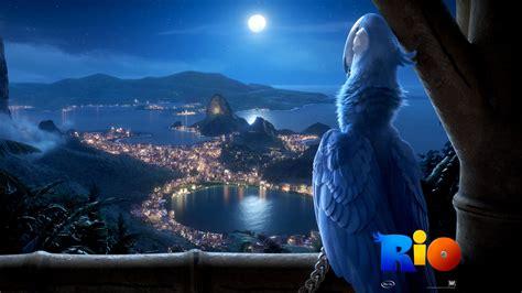full hd wallpaper rio cartoon aerial view parrot desktop
