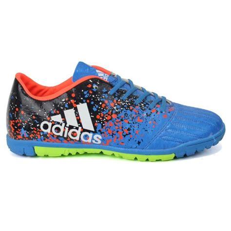 Adidas Sport Rubber Black Blue adidas blue black and orange x techfit nsg futsal shoes