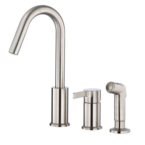 Homedepot Plumbing by Delta Collins Lever Single Handle Kitchen Faucet In