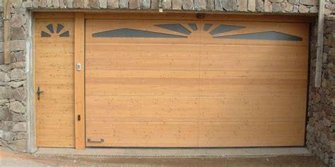sectional garage door carpentry pojer enterprise