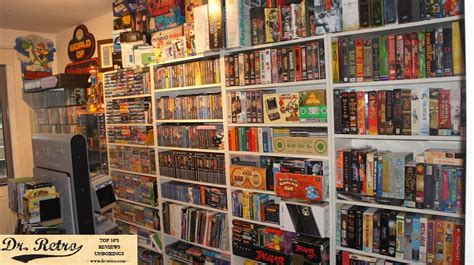 my game room and collection 2014 retro video gaming retro video game collecties op gamersnet nl