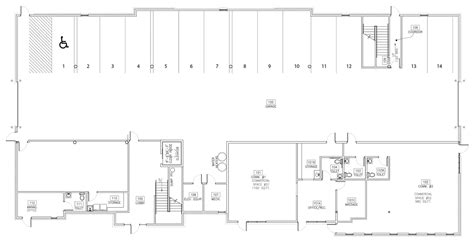 small space floor plans commercial property for lease